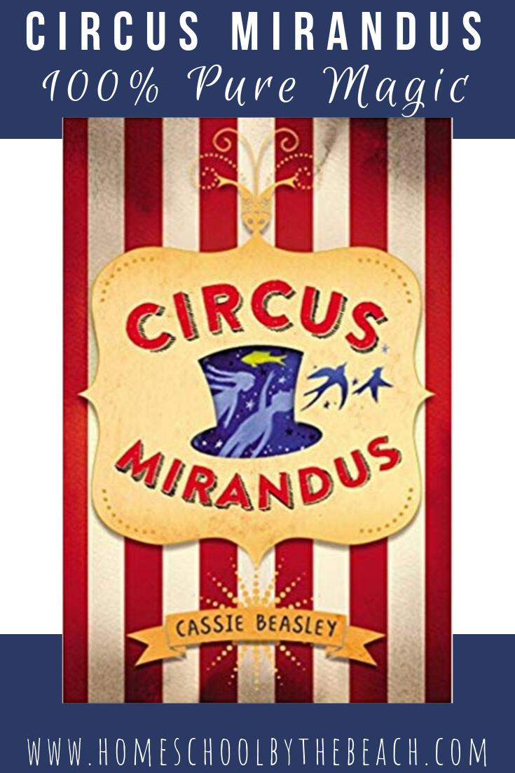 Circus Mirandus is 100% Pure Magic